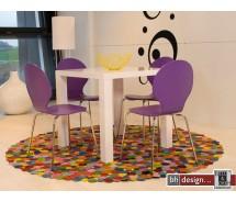 Marcus Designstuhl lila