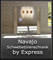 Navajo Schwebetüren