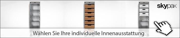 Skypak Innenausstattung - Interior