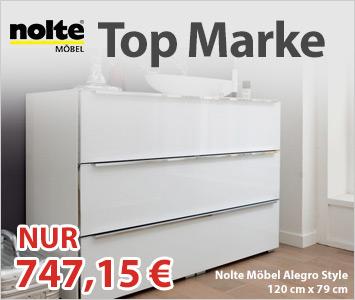 Sideboard Alegro Style Nolte Möbel