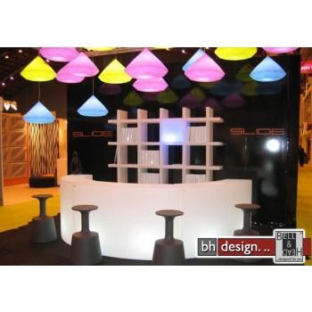 Bijoux hanging Designer Lampe