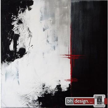 """Bilderset 70 x 70 cm """"Bright darkness"""""""