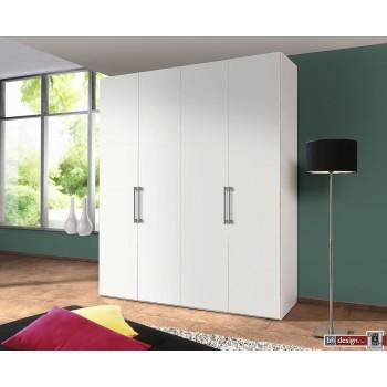 Express Möbel Drehtürenschrank Brooklyn, unifarben,100 cm bis 300 cm , Höhe 216 cm oder Höhe 236 cm