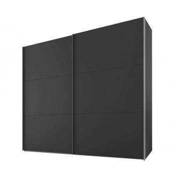 Express Möbel Schwebetürenschschrank Swift, 2 Türen,verschiedene Varianten 200 x 216 cm