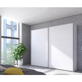Express Möbel Schwebetürenschschrank Swift, 2 Türen,verschiedene Varianten 150 x 216 cm