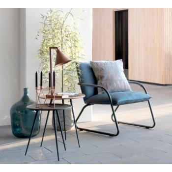 Lucan Relaxsessel  by Canett Design im Vintage Look in verschiedenen Farben