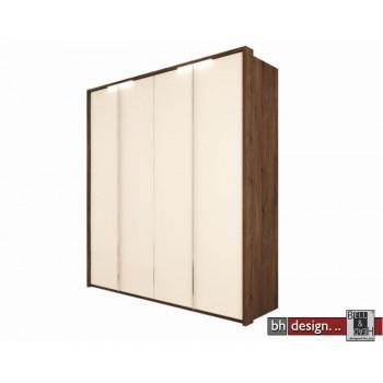 Nolte Möbel Marcato Drehürenschrank, diverse Größen,  Front in Glas , Höhe  223 cm
