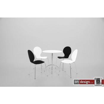Marcus Designstuhl Himmelblau