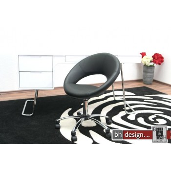 Plamp Bürostuhl schwarz