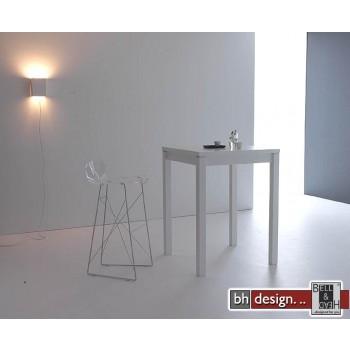 Sabah 80 Bartisch Weiss  80 x 80 cm