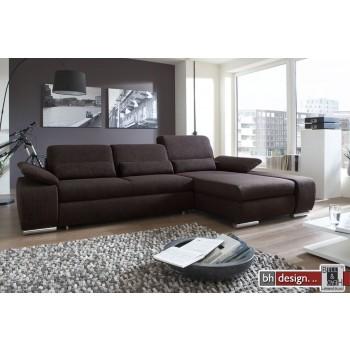 Sofa Team  Longchair Baseline 161  in verschiedenen Farben und Ausführungen 287 x167 cm