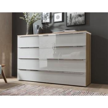 Nolte Möbel Alegro2 Style , 160  x 104 cm, 4 Schubkästen, in verschiedenen Farben