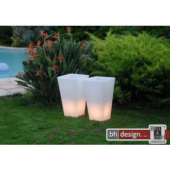 Y-Pot Light Designer Blumentopf