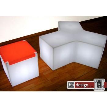 Ypsilon Designer Sitzelement