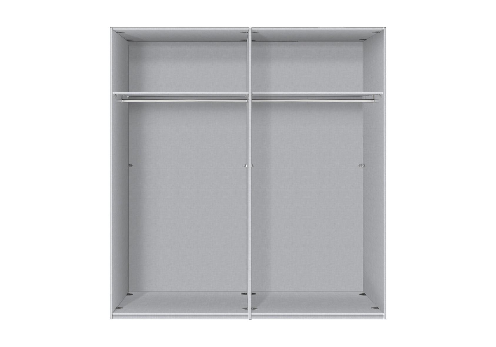 Bemerkenswert Kleiderschrank 250 Breit Foto Von Express Möbel Drehtürenschrank Caja Im überdimensionalen Kisten