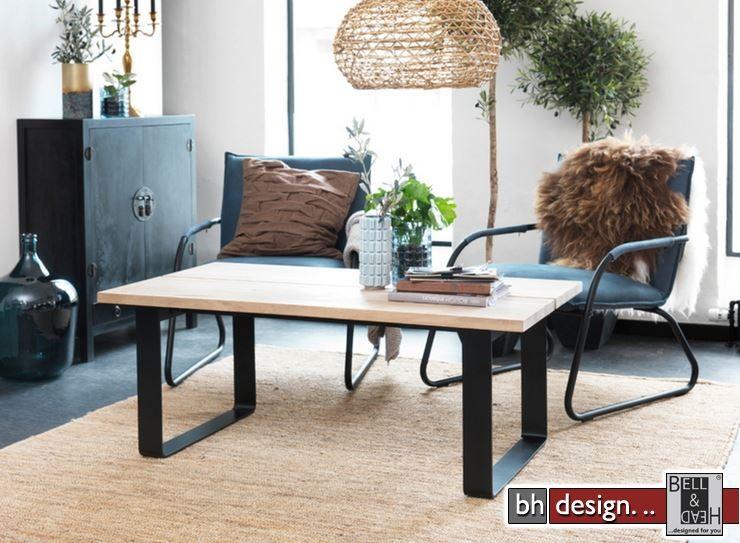 Maison Couchtisch by Canett Design, Eiche weiss geölt 130 x 70 cm ...