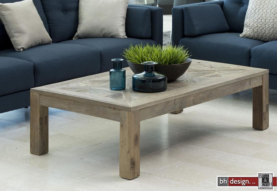 Mimosa Couchtisch Ulme Massiv Recycled Holz 140 X 80 Cm Powered By
