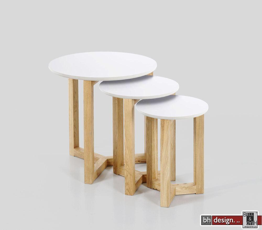 osaka couchtisch weiss rund powered by bell head preiswerte versandkosten innerhalb de. Black Bedroom Furniture Sets. Home Design Ideas