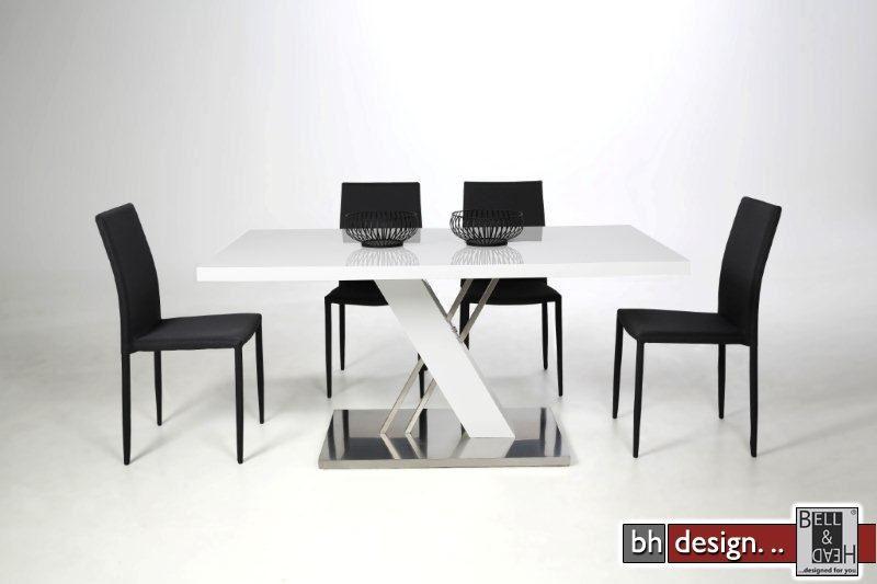 esstisch modern weiss, esstisch weiß modern | lamictals, Design ideen