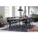 Aspen Esstisch by Canett Design Massiv Wildeiche dunkel  240 alternativ 290 x 100 cm