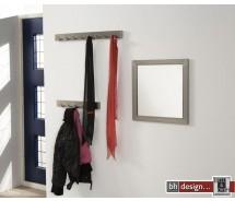Carry Line Garderobe mit 6 oder 8 Haken aus Edelstahl