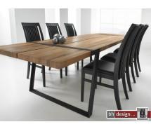Gigant Esstisch  by Canett Design Massiv Eiche in verschiedenen Größen und Holzvarianten ab 240 cm