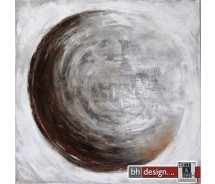 "Bilderset 40 x 40 cm ""Balanced Circle"""