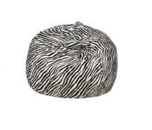 Sakwa Sitzsack big 300 , Stoff Wild Zebra
