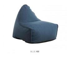 Sakwa Sitzsack Chill,  Stoff washed Canvas, verschiedene Farben