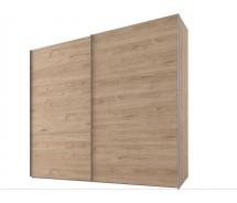Express Möbel Schwebetürenschschrank Swift, 2 Türen,verschiedene Varianten 250 x 216 cm