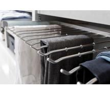 De Lux Hosenhalter ausziehbar 100 cm  für Express Schwebetürenchrank