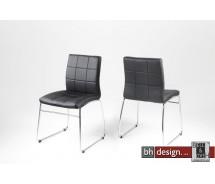 Hit Designstuhl schwarz