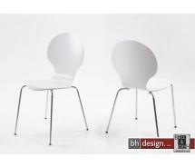 Marcus Designstuhl weiss