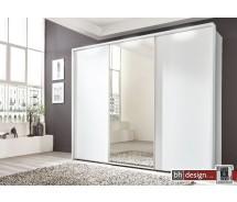 Nolte Möbel Schwebetürenschrank Marcato , diverse Größen, Front in Dekor mit Spiegel , Höhe  223 cm