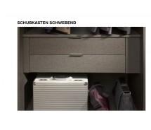 Schubkasteneinsatz  2-er Set für Nolte Schrank Marcato, 50 cm breit
