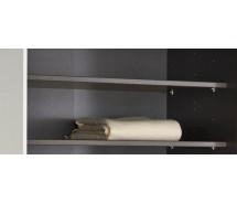 Einlegeboden 2 er Set für Nolte Schrank Marcato, 50 cm breit, 2 Farbvarianten