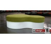 Nuvola Pouf Designer Sitzbank