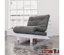 Schlafsofa Roots von Karup Design in zwei Größen: Sofa, Relaxliege und Bett in Einem