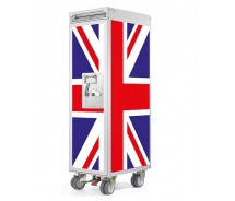 "Skypak Flugzeugtrolley ""GREAT BRITAIN"""