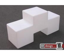 Tris Designer Sitz- & Tischelement