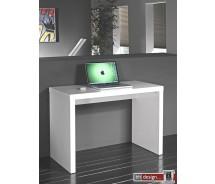 Valerie Schreibtisch hochglanz weiss 110 x 76 cm (Extreme Gloss)